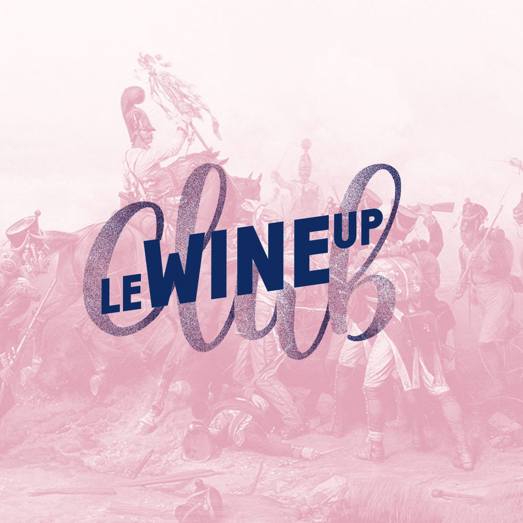 Wine up club logo